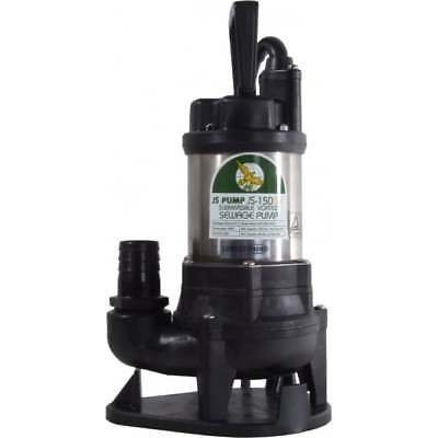 JS 150 / 250 SV Submersible Vortex Pump for Soft Handling