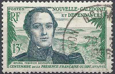 New Caledonia N°283 - Obliteration Stamp Has Date