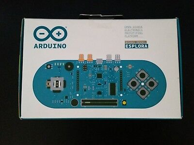 Arduino Esplora Made in Italy - Game Board with Joystick - New Retail Package