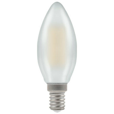 25W 12x Philips LED Classic Filament Candle 2.7W 2700K Dimmable SES E14
