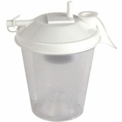 Allied Healthcare Replacement Disposable Suction Canister (5/Case)