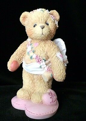 Cherished Teddies Be Mine #103640 - Girl Cupid