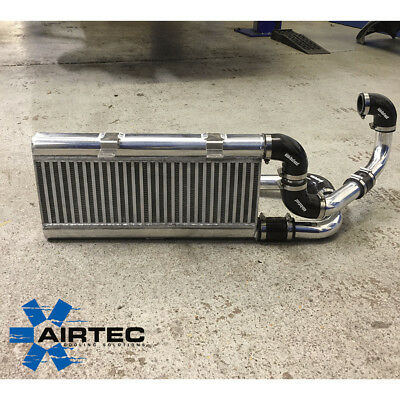 AIRTEC Uprated front mount intercooler FMIC Mitsubishi Colt CZT