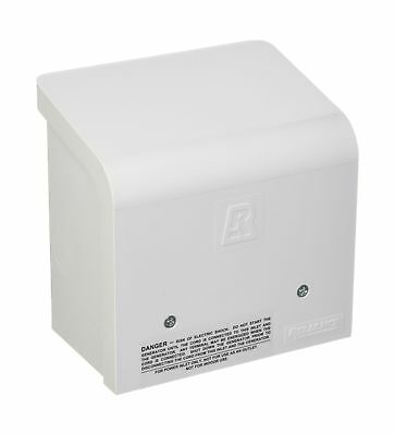 Reliance Controls Corporation PBN30 30-Amp NEMA 3R Power Inlet Box for Genera...
