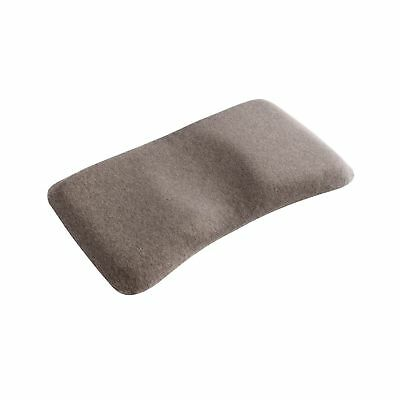 Head Pillow for Baby Flat head Syndrome Prevention, Soft Memory Foam Pillow f...