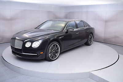 2014 Bentley Flying Spur in Beluga with 8,810 miles 2014 BENTLEY FLYING SPUR IN BELUGA WITH BELUGA LOW MILES