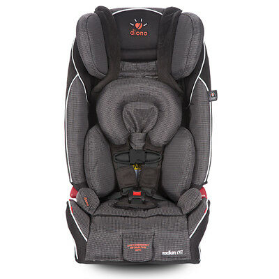 NEW - Diono Radian RXT All-In-One Convertible Car Seat - Storm - FREE SHIPPING