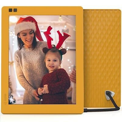 Nixplay Seed 10 Inch WiFi Cloud Digital Photo Frame with IPS Display, iPhone And