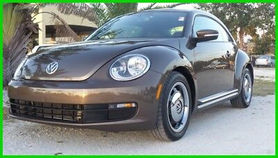 2012 Volkswagen Beetle - Classic 2.5L 2012 2.5L Used 2.5L I5 20V Automatic FWD Hatchback