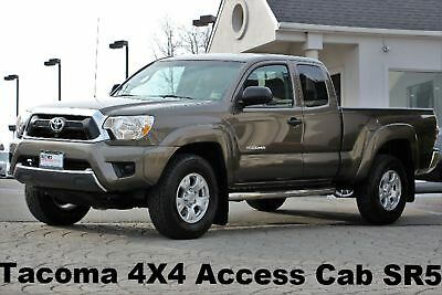 2012 Toyota Tacoma 4X4 Access Cab SR5 2012 Tacoma 4X4 Access Cab SR5 Pyrite Mica Auto 4WD Like New Perfect