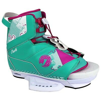 Jobe Crush Ladies Wakeboard Boots Pair Size 5-11
