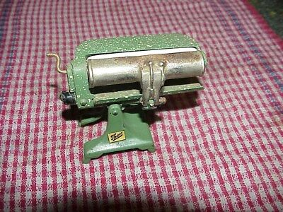Vintage toy ironing press,Thor brand,An Arcade toy.Suit dollhouse.