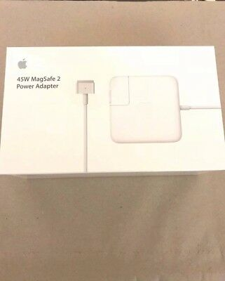 Genuine Sealed: Apple 45W Magsafe 2 Macbook Air Adapter