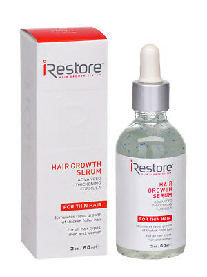 iRestore Hair Growth Serum - Redensyl Hair Regrowth Treatment for Hair Loss