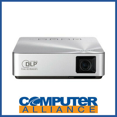 ASUS S1 200 ANSI LED DLP Portable Projector