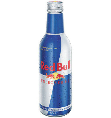 Red Bull Aluminium Bottle 330ml x 24