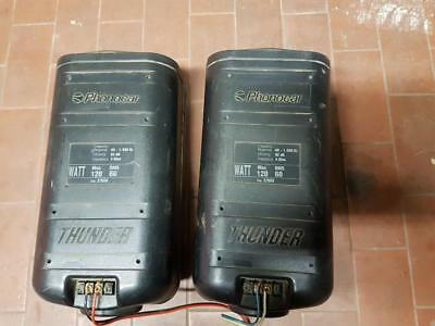 Subwoofer Phonocar Thunder (Coppia)