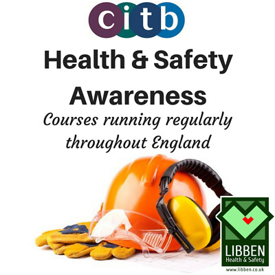 1 Day CITB Health & Safety Awareness training course - CSCS Green Labourers Card