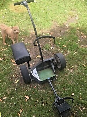Parmaker Electric Golf Buggy (No Battery)
