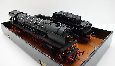 Kiss 230104 BR 01 220 1 GAUGE STEAM LOCOMOTIVE MUSEUM DIGITAL SOUND NEW Märklin