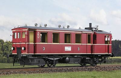 "Kiss 1 Gauge dampfkittel "" Kittel "" 530004 Railcar Sound New OVP for Märklin KM1"