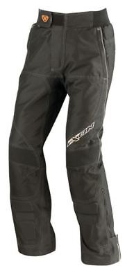 Ixon Climber Fly HP Mens Black Waterproof Textile Motorcycle Trousers Size 2XL