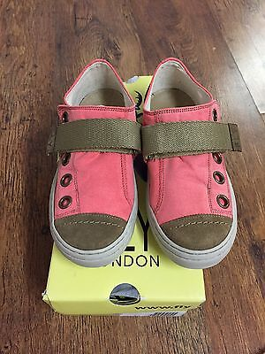 Fly London Seager K, Unisex- Girls Trainers UK 2.5