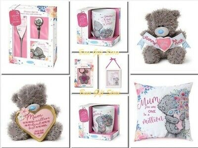 Me to You PLAQUE MUG Mum Mummy Nan Gift Set Ideas For MOTHERS DAY Tatty Teddy