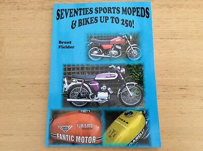 Seventies Sports Mopeds & Bikes Up To 250cc.