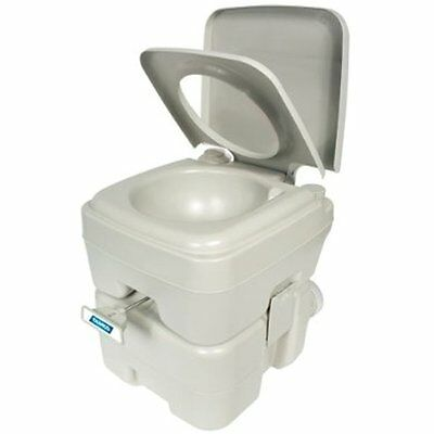 Camco Standard Portable Travel Toilet, EXCELLENT QUALITY MATERIAL Easy To Care