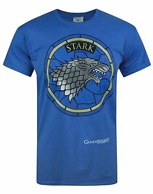 Game Of Thrones - House Stark - Official Mens T Shirt