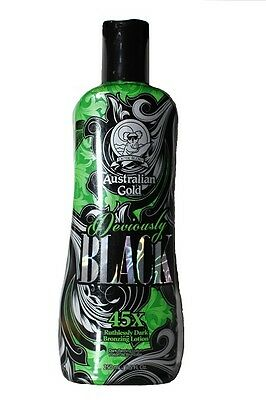 Australian Gold  - Deviously Black  250 ml