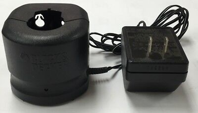 Black and Decker Power Charger for Black and Decker Fire Storm Drill 992352
