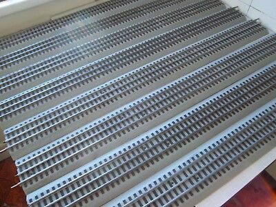 8 Lionel-Fastrack-Gleise-30 Zoll 3 Leiter Spur 0