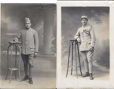 Ww 1 Cpa De Poilus  Carte Photo-Militaire