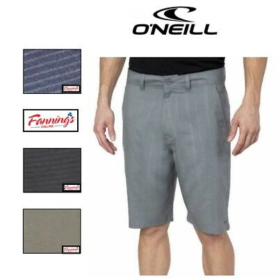 *NEW!* O'NEILL Men's Chino Walk Shorts (CARSON) VARIETY SIZE AN COLOR!
