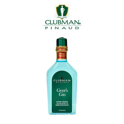 Clubman - Gents Gin After Shave Lozione Dopobarda 117 ml