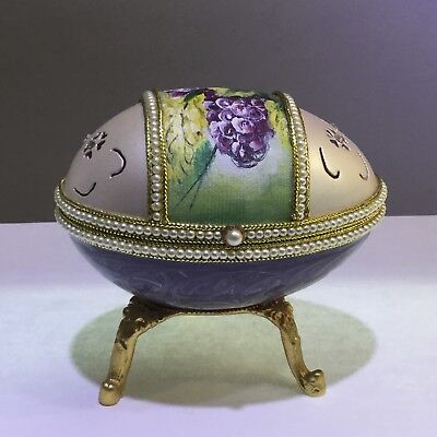 Antique decorative egg