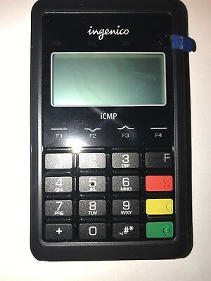 Ingenico iCMP Credit Card Reader ICM122-31T2647A