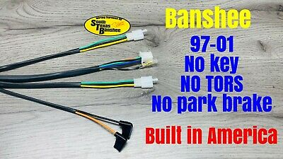 Banshee Wire Harness - Wiring Diagrams on