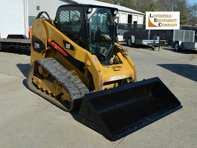 Caterpillar 279C Series 2 Compact Track Loader