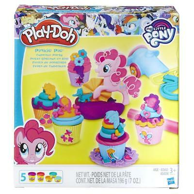 New Hasbro Play-Doh My Little Pony Pinkie Pie Cupcake Party B9324