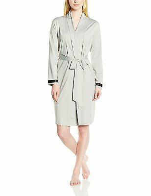 Cache Coeur Women's Diva Negligee, Grey, Size 10 Manufacturer Size:Small