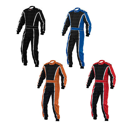 RJays Racestar Level 2 Kart Suit Adult - Assorted colours and Sizes XS - 3XL