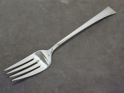 "International Serenity Sterling 6 1/2"" Salad Fork 1940 NO Mono IS Silver"