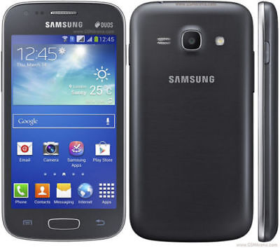 SAMSUNG GALAXY ACE 3 LTE 4G ANDROID UNLOCKED Cheap Smartphone  Black GT-S7275R