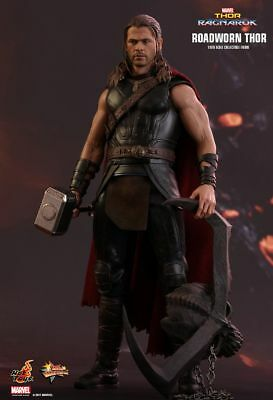 THOR 3 - Roadworn Thor 1/6th Scale Exclusive Action Figure MMS416 (Hot Toys)