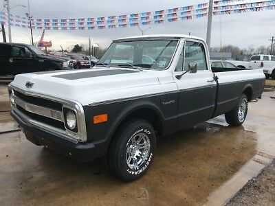 1969 Chevrolet C-10 CUSTOM 1969 CHEVY C/10 PICKUP 350 V-8 GREAT TRUCK!!!!