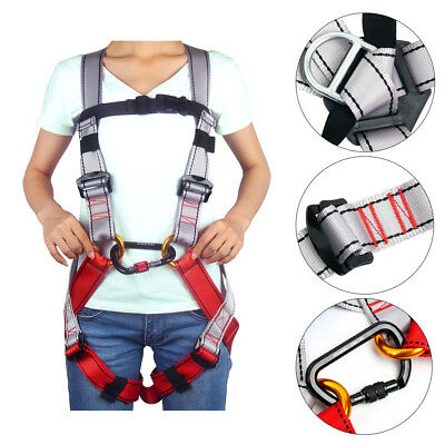 Kids' Climbing Harness, Full Body Harness, Oumers Safe Belts AU Fast Ship New