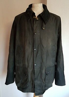 BARBOUR A105 Bedale XXL Quality 48 inch Wax Jacket